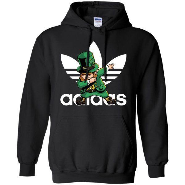 Adidas Leprechaun Irish Dabbing Hoodie