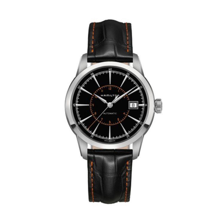 Reloj hamilton american classic railroad h40555731
