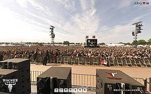 N° 1 Favorite place to be: Wacken Open Air m/
