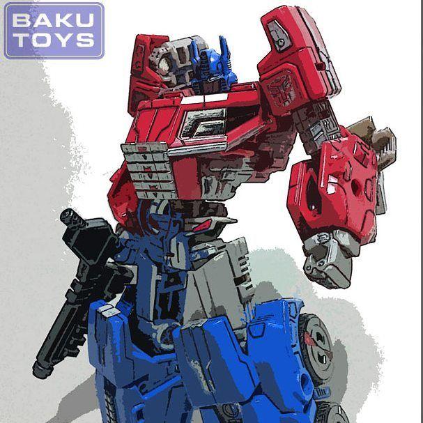 #transformers #fallofcybertron #optimusprime #toystagram Visit our online store: www.bakutoys.com www.tokopedia.com/bakutoys