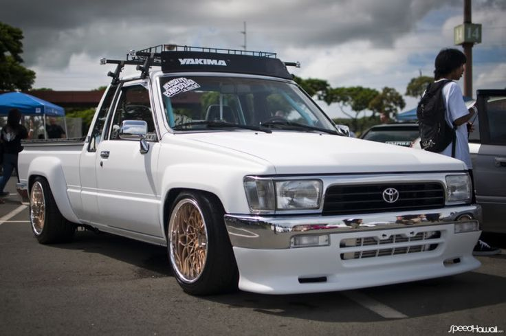 Toyota+Pickup+Stanced   ... » The Garage » General Tech ...