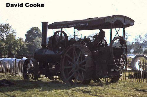 SG0444 Ploughing Engine @ Brueton Park, Solihull