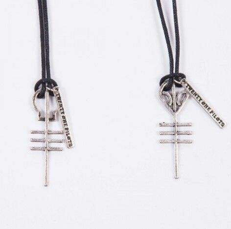 One on the right, available at twenty one pilots store
