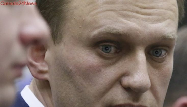 Russian election officials ban Putin critic Alexei Navalny from running for office