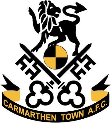 CARMARTHEN  TOWN FC    -   CARMARTHEN   wales
