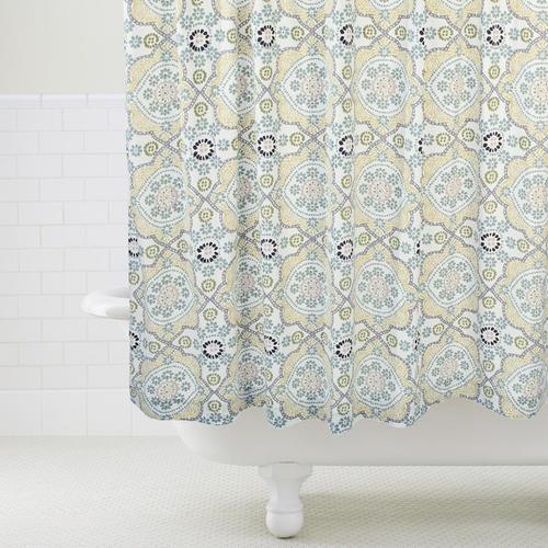 Find this Pin and more on Shower Curtains. World Market ... - 32 Best Shower Curtains Images On Pinterest