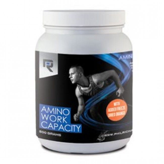 Amino Work Capacity by Phil Richards Performance