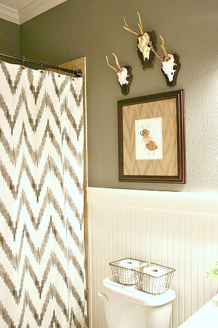 Bloombety mudroom cabinets with wallpaper well designed for Well designed bathrooms