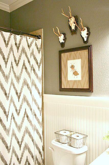 Holly Mathis Interiors: Little boy's bathroom