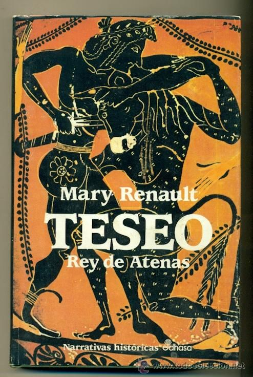 "Teseo ""Rey de Atenas"" (Mary Renault)"