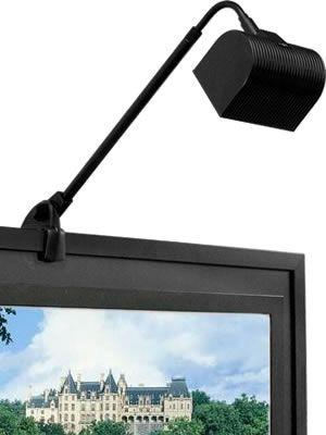 Elegant WAC DL 150 Line Voltage Clamp Mount Display Lights Picture Lights