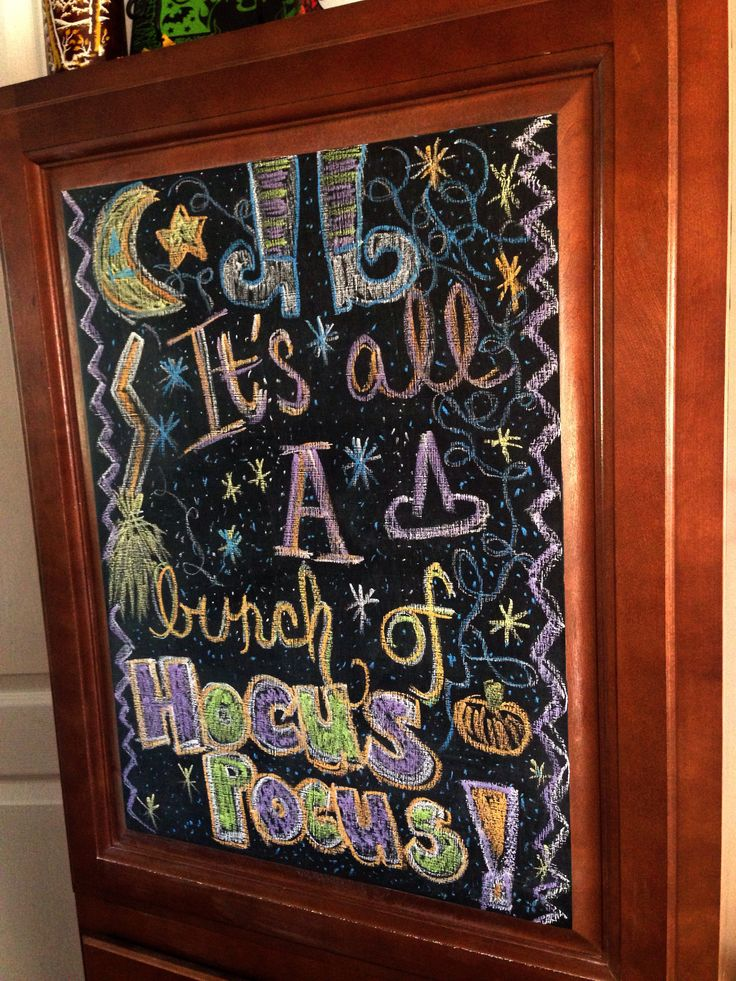 113 best images about Creative Chalkboard Art on Pinterest