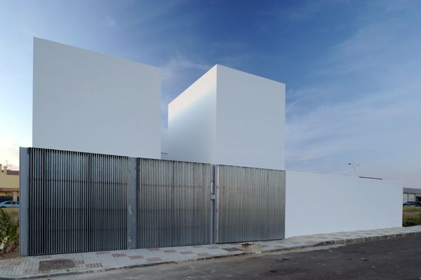 37 best images about vivienda pareada adosada en - Estudios arquitectura murcia ...