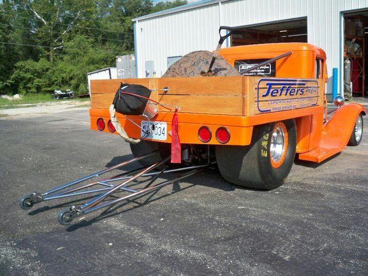 Old Pro Street Trucks: Hot Rod S Rat Rod – Articleblog info