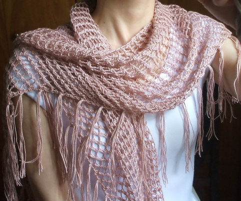 Sweet November shawl
