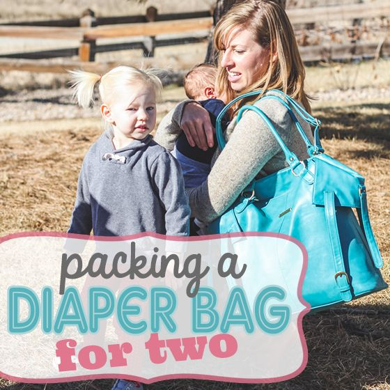 Packing a diaper bag full of necessary gear for one child can be a daunting task. Adding in all the must-have items for a new baby on top of that can be a stressful and seam-ripping task in some diaper bags. Read on to learn all about some tips and tricks for getting everything you need for two ki