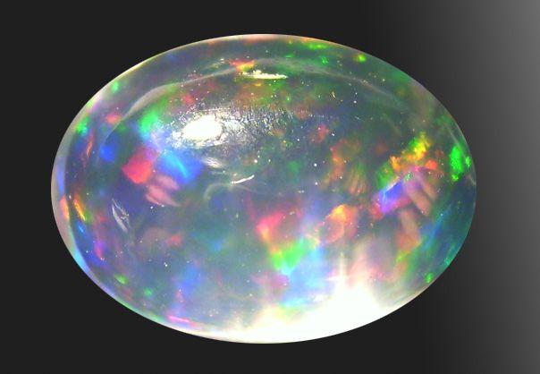 Hyalite Opal by indigartistic.deviantart.com on @DeviantArt