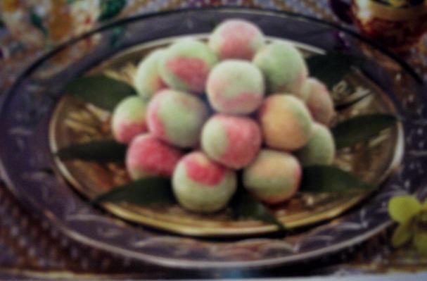 Foodista   Recipes, Cooking Tips, and Food News   Tunisian Almond Balls