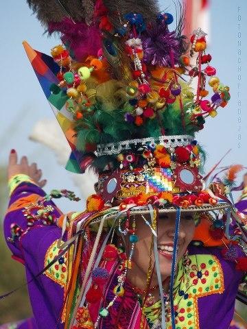 www.villsethnoatlas.wordpress.com (Ajmarowie, Aymara) Celebración de Machaq Mara en Arica, festividad que celebra el año nuevo Aymara