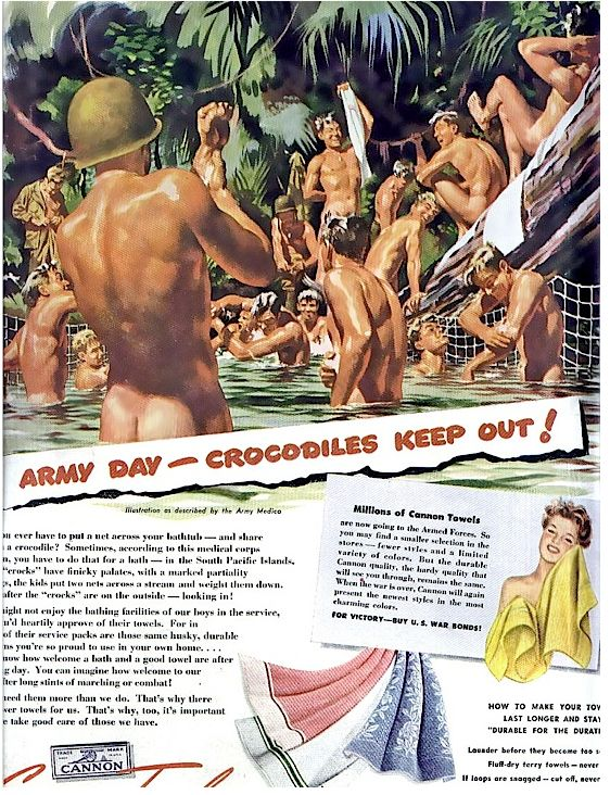 1943:  These ads are killing me! :-)