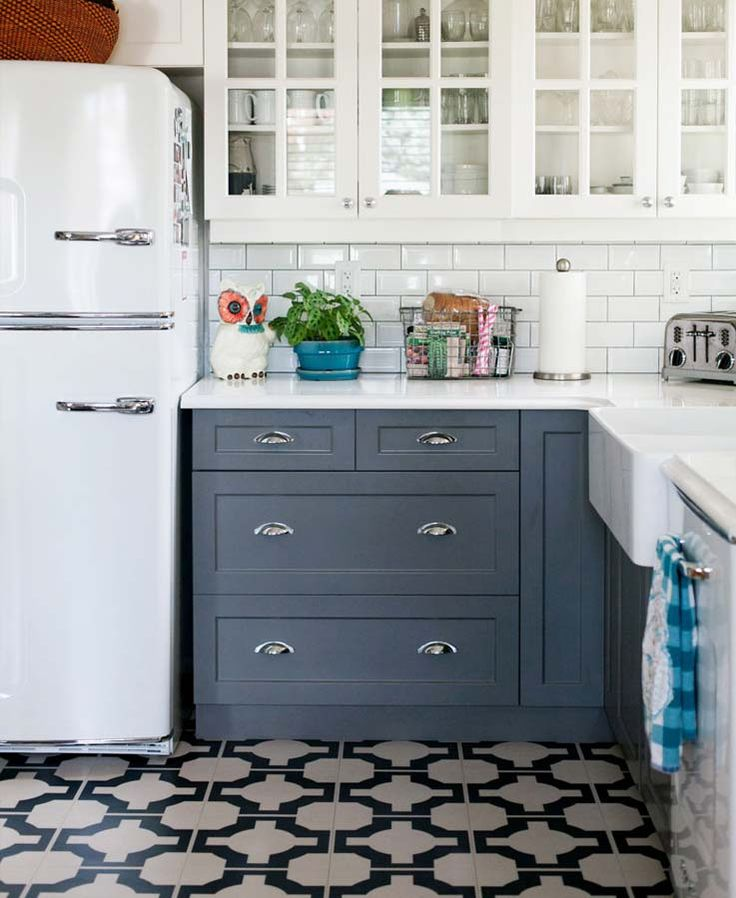 25+ Best Grey Kitchen Floor Ideas On Pinterest