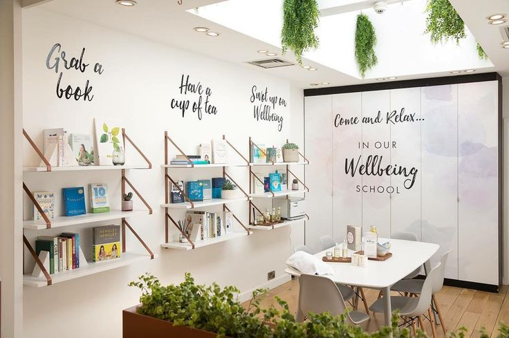"NEOM ORGANICS, King's Road London, UK, ""Providing a haven of calm amongst the hustle and bustle of the city"", photo by Retail Focus, pinned by Ton van der Veer"
