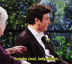 """When you talk to people who won't stop talking about how wonderful the ending was, you find your inner Ted coming out. 