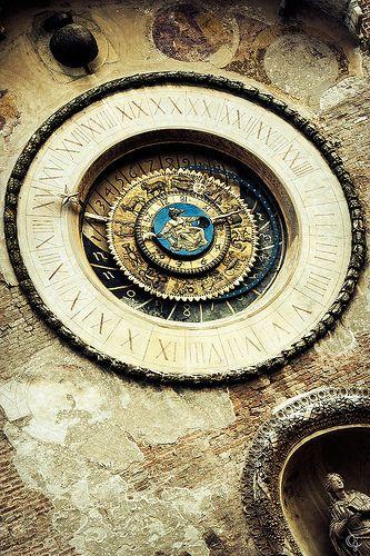 Mantova - Torre dell'Orologio