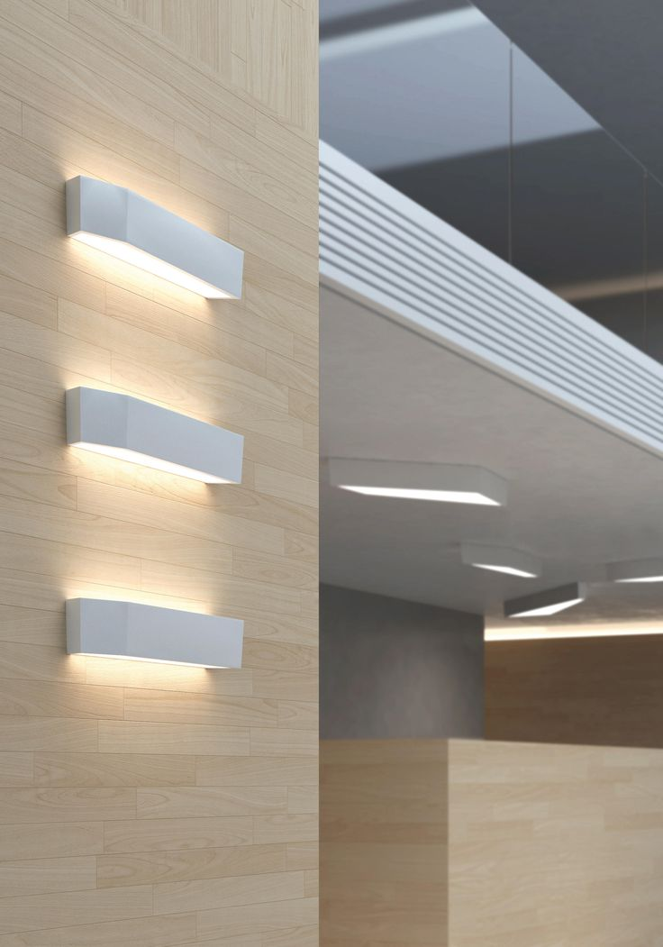 Apshatte shatter led wall lamp by axo light