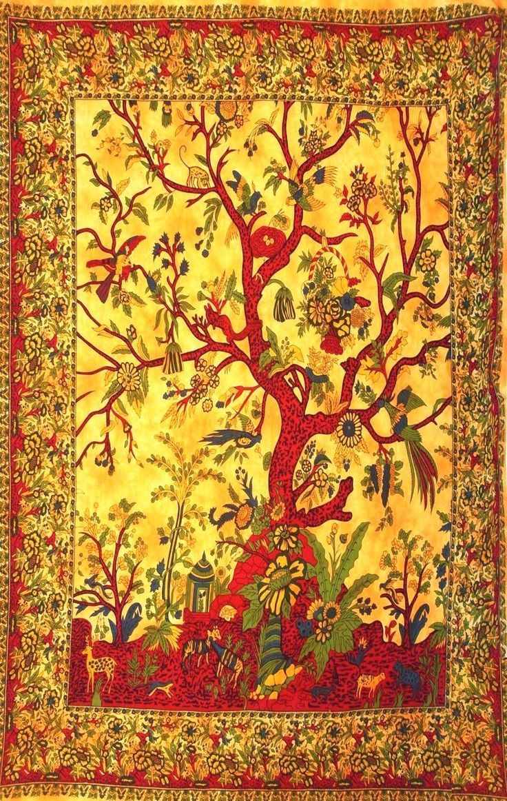 36 best Batik and Printed Cotton Wallhanging images on Pinterest ...