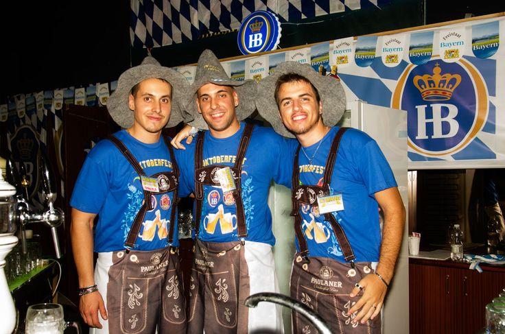 Inaugurazione Oktoberfest Ciampino 2015 7° Edizione