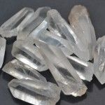 Quartz Lemurian - Excellent for meditation grid providing a circle of light and protection.