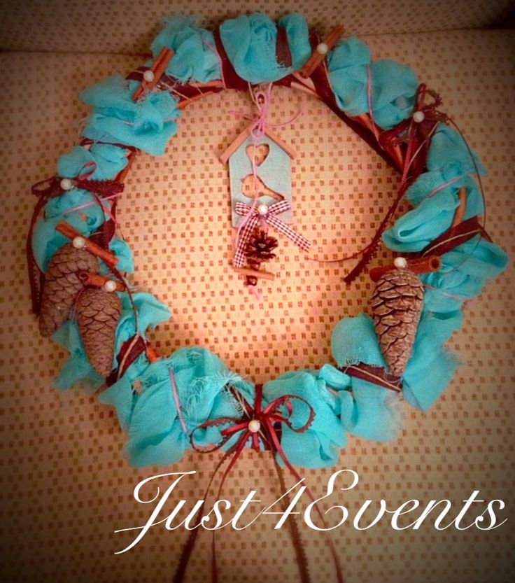 Handmade wreath!!!!!