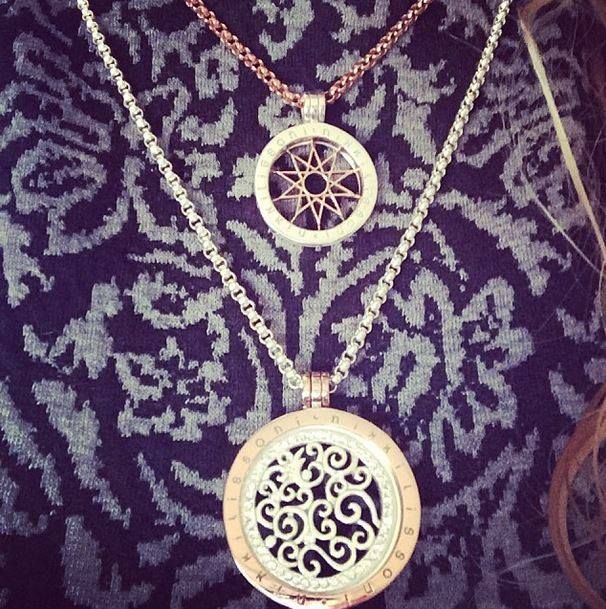 "Chloe H Smith: ""My Beautiful Nikki Lissoni necklaces"" -xx-"