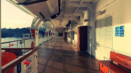 Cruise with Costa Deliziosa; Ponte Passeggiata