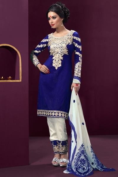 Love this color combo... Prob will get this made for the next desi party haha