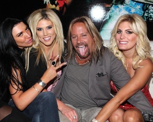 Vince Neil Opens New Las Vegas Strip Club Called Girls