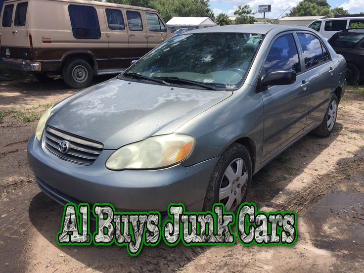 Al Buys Junk Cars @AlBuysJunkCars #albuysjunkcars pays ...