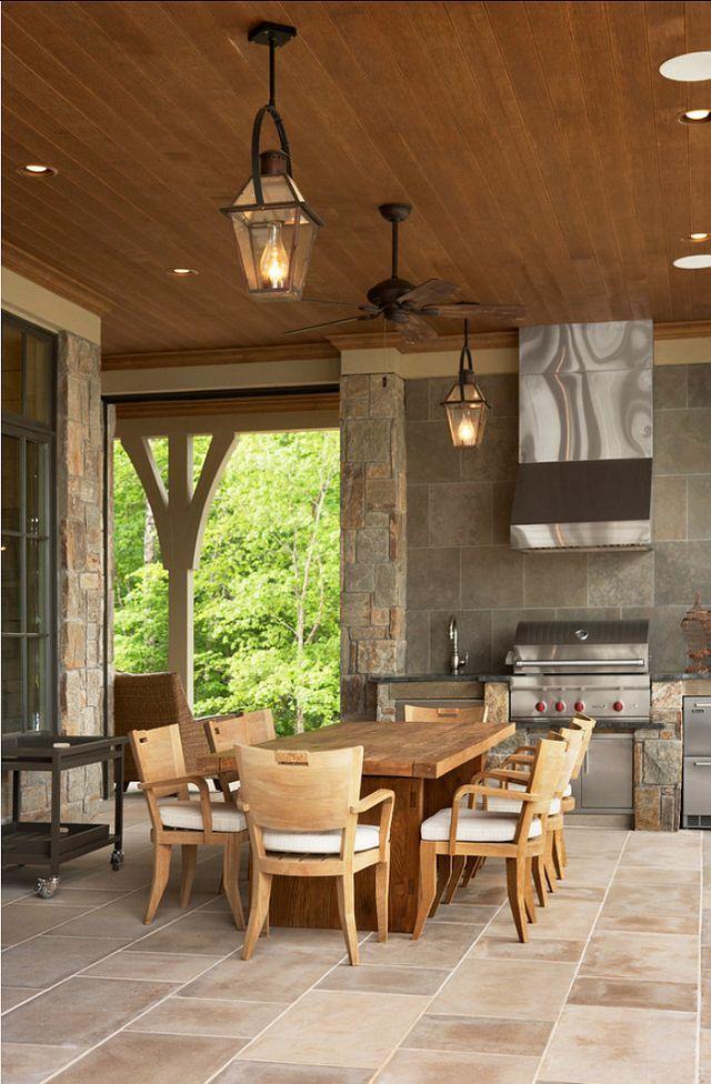 Seehaus mit Übergangsinterieur Home Bunch – Ein Blog für Innenarchitektur und Luxusimmobilien | Bloglovin '