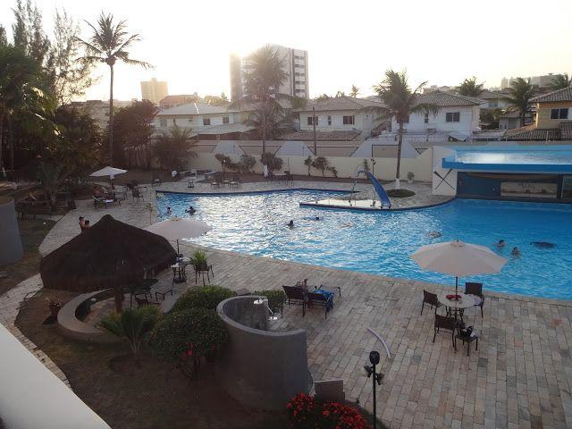 Piscina Hotel Mercure Aracaju