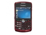 BlackBerry Curve 8330 Red QWERTY Smart Phone for PlatinumTel