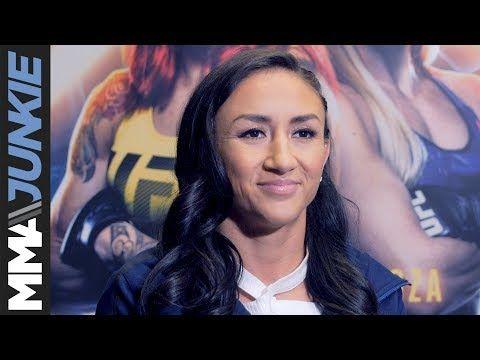 MMA UFC 219: Carla Esparza full pre-fight interview