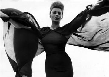 Sophia Loren by Bert Stern