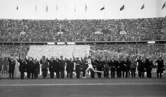 Juegos olimpicos berlin 1936, el número de jugadores se redujo a 7 jugadores por equipo