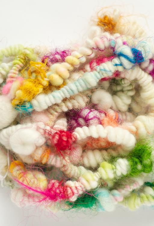 Wool Stories hand spun yarn, felt and accessories | Gallery