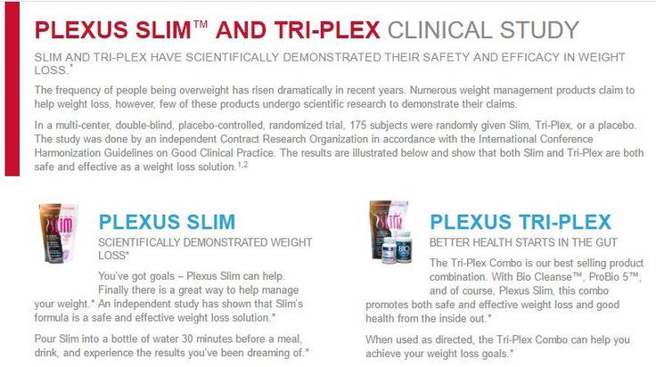 PLEXUS TESTIMONIALS Plexus Clinical Studies are in - Take a look!