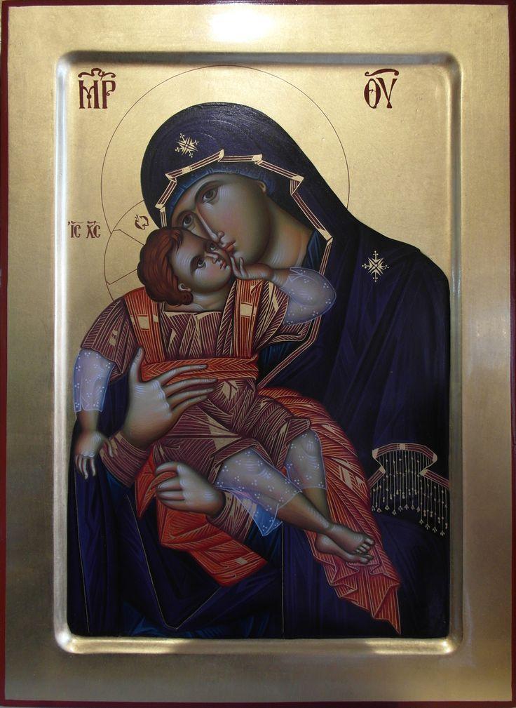 Παναγία Γλυκοφιλούσα / Theotokos Glykofilousa