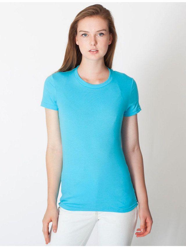 【ファインジャージーショートスリーブTシャツ】一番ベーシックなファインジャージー素材のクルーネック半袖Tシャ…