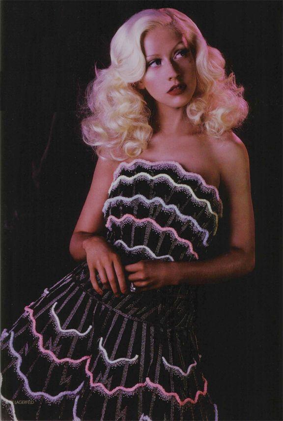Christina Aguilera, music, Back To Basics era, 2000s, 00s ...