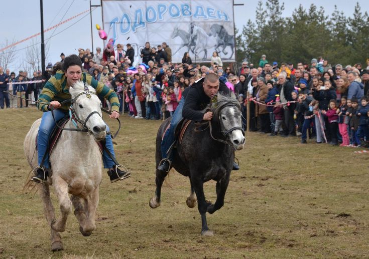 In Apriltsi chase the winter away with horse races on Todorovden - https://travelbulgaria.news/apriltsi-horse-race-todorovden/